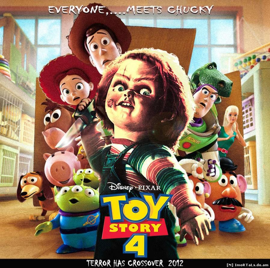 Toy Story 4 2012 : Toy story хүүхэлдэйн киноны талаар march